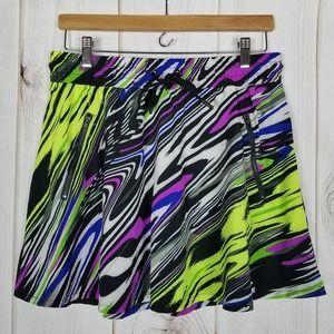 Fabletics | Neon Print Activewear Skirt